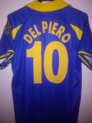 KAPPA Juventus 1998-1999 Del Piero 10