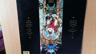 Michal Jackson. Dangerous. Vinilo doble. LP.