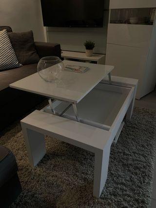 Mesa comedor sofa