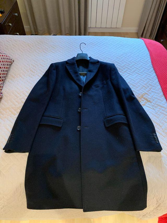 Espectacular abrigo Hackett