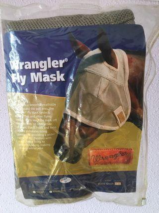 Máscara antimoscas