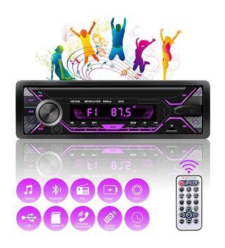 Radio coche A ESTRENAR. Bluetooth, MP3, SD, USB...