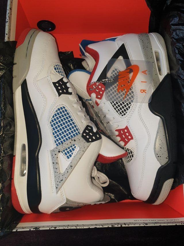 Mens Jordan Air 4