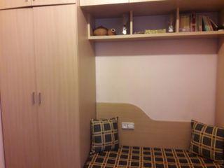 Muebles habitación juvenil: armario + altillo