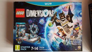 lego dimensions batman starter pack wii u