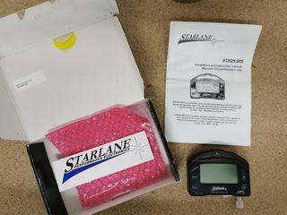 Laptimer Starlane Athon GPS