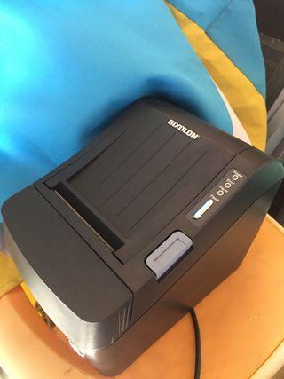 Impresora de tiket termica