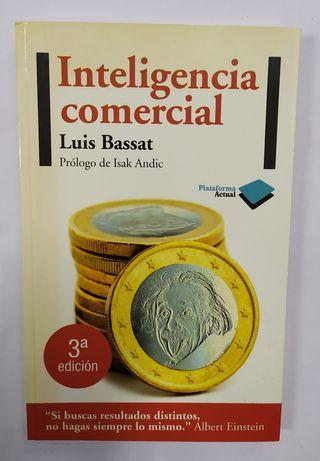 Libro Inteligencia Comercial.
