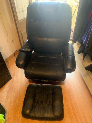 Sillón de masajes (sillón masajeador)