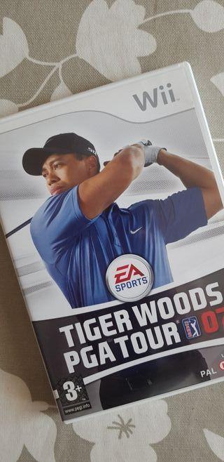 juego golf para Wii