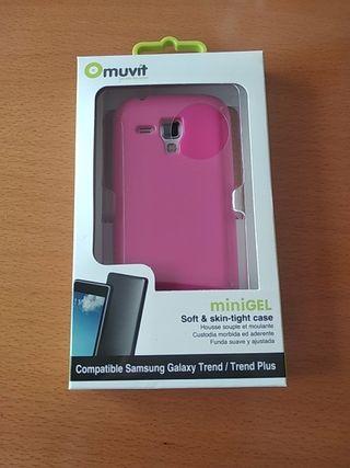 Funda Samsung Galaxy Trend/Trend plus
