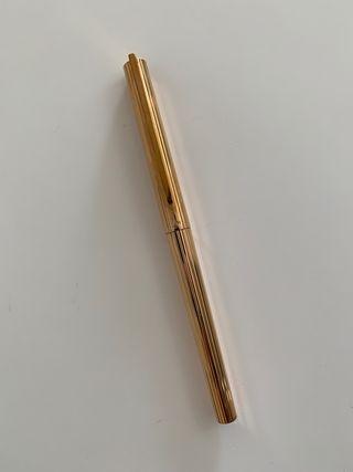 Bolígrafo ST Dupont Oro