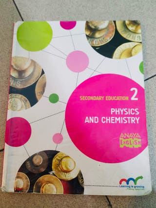 Physics and chemistry 2ESO