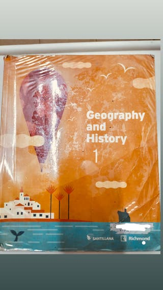 Geography and History 1ESO