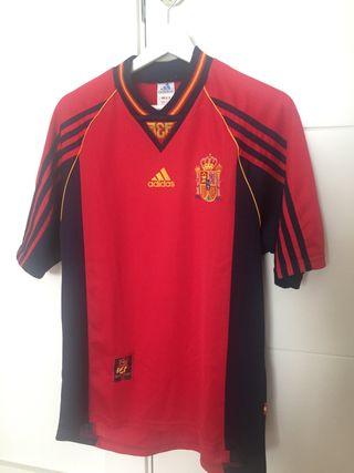 Camiseta Selección Española 1998