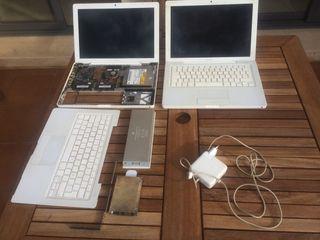 MacBook blancos