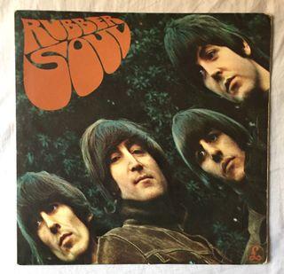 LP Vinilo - The Beatles - Rubber Soul