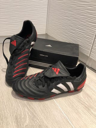 Botas fútbol Adidas multitaco talla 45