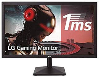 "Monitor lg 24"" 24MK400H-B"