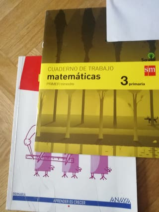 Matematicas 2 primaria. Anaya