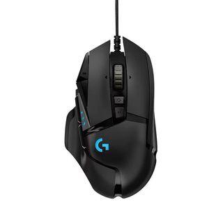Ratón Logitech G502