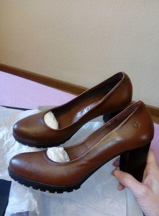 Zapatos piel a estrenar