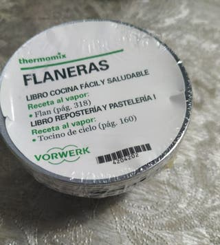 Flaneras Thermomix