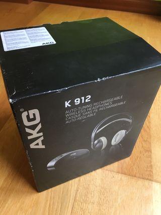 Auriculares inalámbricos AKG K912E