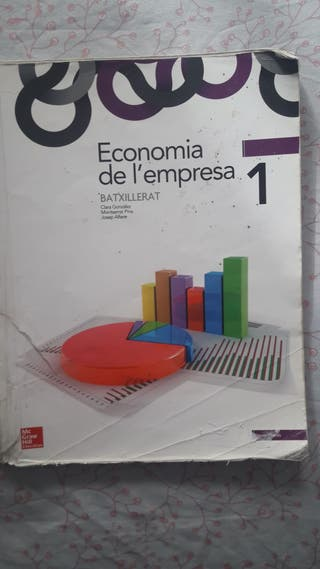Libros de economia de la empresa