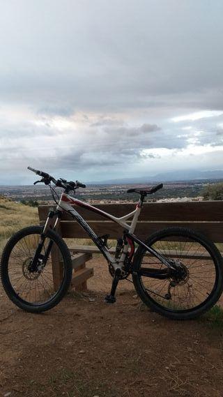 bicicleta lapierre X-CONTROL