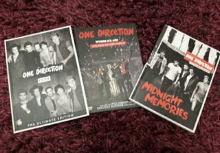 Discos One Direction