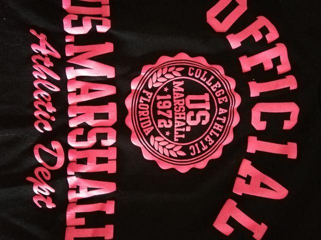 Camiseta Marshall