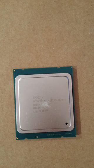 Intel XEON 2620 V2, socket 2011