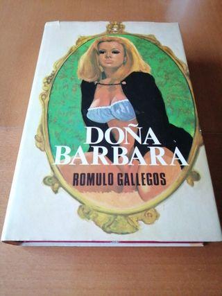 Libro de ROMULO GALLEGOS