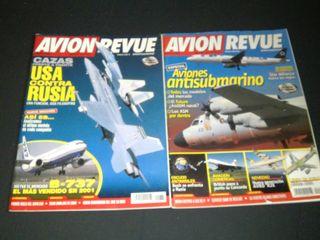 Avión Revue