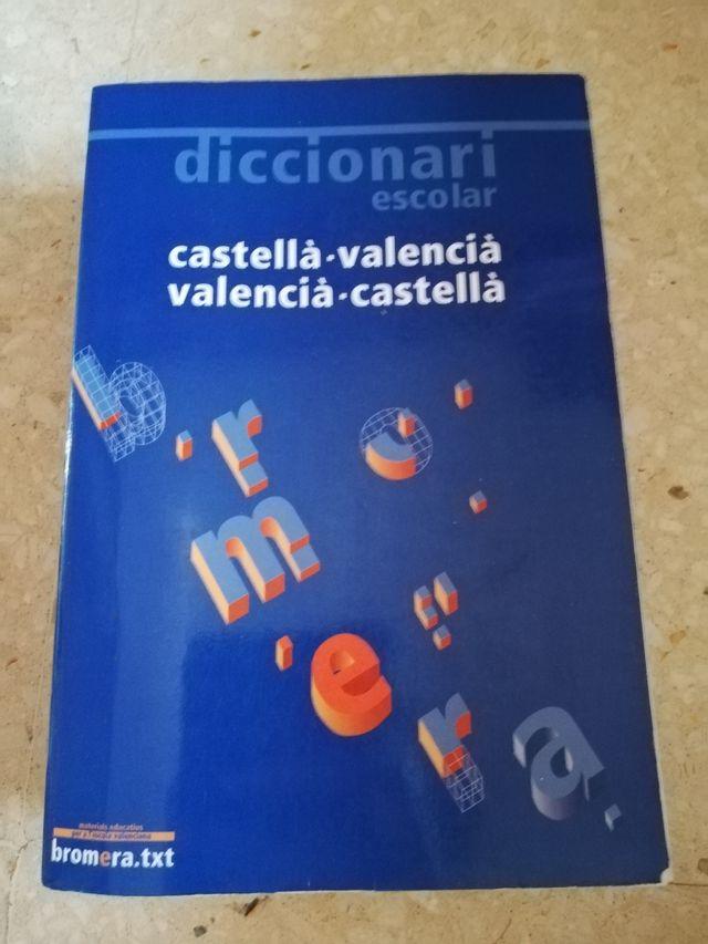 diccionario valenciano - castellano