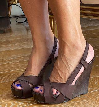 Vendo sandalias de Ash