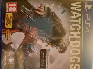 Watch Dogs 1 y 2 PS4