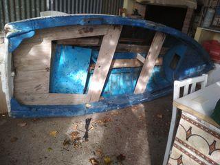 barco madera y fibra