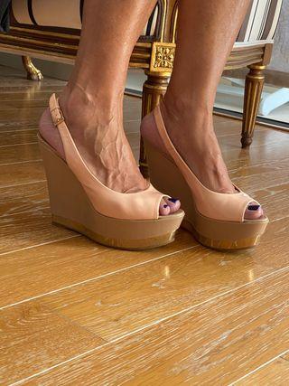 Vendo sandalias de Baldanini originales