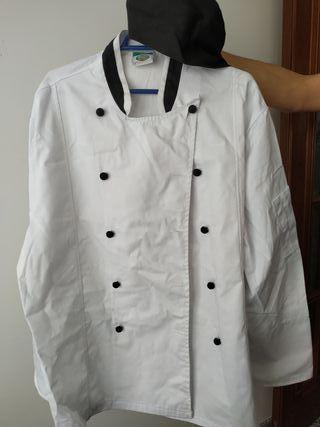 chaqueta cocinero nueva