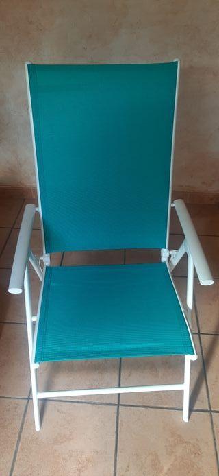 sillas plegable para camping