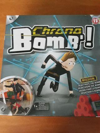 Chrono bomb! juego