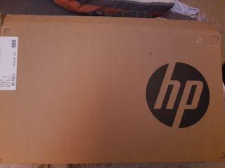 oferton portatil hp con garantia y caja y papel