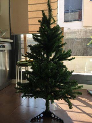 Árbol de navidad 1,20 m