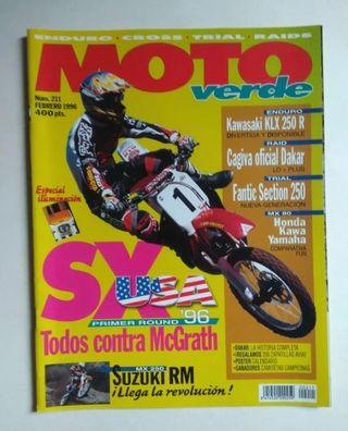 Revista Moto Verde 211