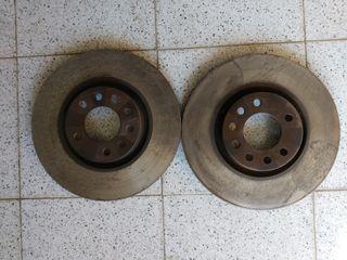 Opel Zafira b, astra, discos freno