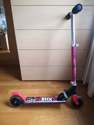 Scooter patinete plegable BMX
