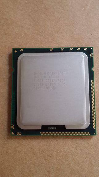 Intel XEON X5649, es para zócalo 1366
