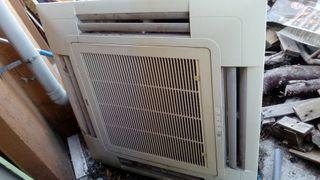aire acondicionado de techo funciona perfectamente